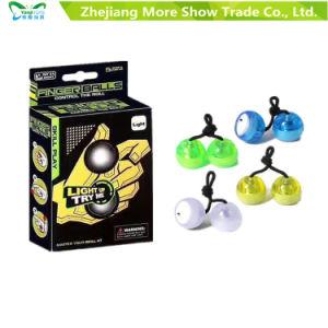 Hot LED Hand Fidget Yoyo Luminous Begleri Flashing Finger Toys pictures & photos