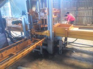 Manual Color Brick Machine\ Cement Brick Making Machine pictures & photos