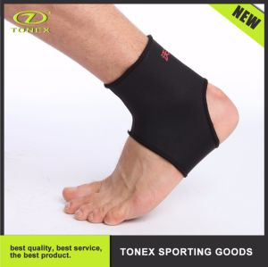 Sports Gym Protective Breathable Elastic with Ankle Brace Strap pictures & photos