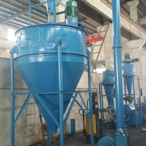 Xinda Fj-1100 Waste Tire Rubber Fiber Nylon Separator Tire Recycling pictures & photos