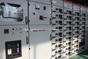 Customized Xgn2 Type High Voltage Switchgear Electrical Panel Cabinet pictures & photos