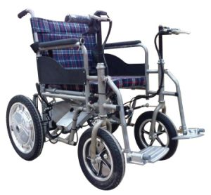 Cheap Manual High-Strength Steel Structuure Wheel Chairs pictures & photos