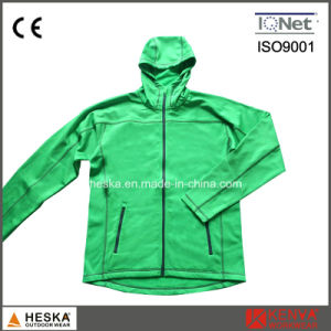 Wholesale Casual Outdoor Wear Mens Hooded Knitted Sweatshirt pictures & photos