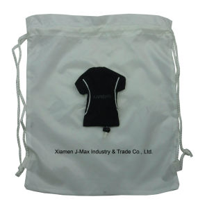 Foldable Draw String Bag, Jersey, Convenient and Handy, Leisure, Sports Events, Promotion, Reusable, Lightweight, Accessories & Decoration pictures & photos