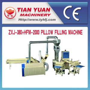 High Quality Automatic Pillow Filling Machine pictures & photos