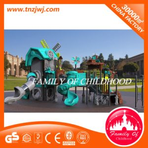Wholesale Children Large Slide Outdoor Playground for 2017 Sale pictures & photos