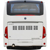 Sunlong Brand 31-50 Seats Passenger Bus Slk6872A pictures & photos