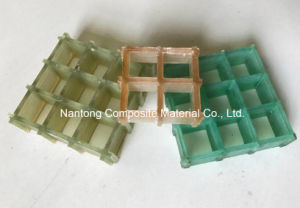 GRP Fiberglass Translucent Grating/Molded Grating/FRP Decoration Grating pictures & photos