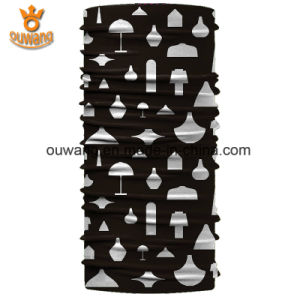 Cheap Tubular Face Mask Multifunctional Seamless Custom Logo Bandana pictures & photos