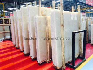 China Best White Jade Onyx Marble Stone Tile pictures & photos