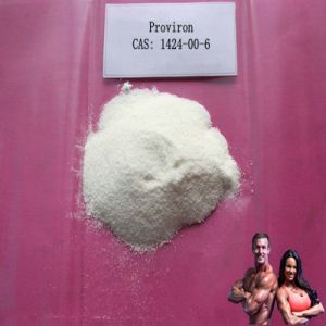 Male Hormone Powder Androgen Proviron CAS 1424-00-6 for Musclebuilding pictures & photos