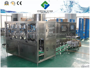 Automatic 5 Gallon Bottle Water Filling Machine pictures & photos