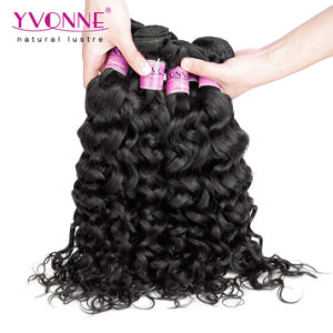 Hot Selling Raw Virgin Brazilian Human Hair Weave pictures & photos