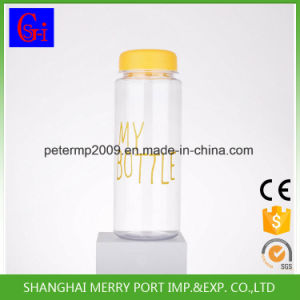 500ml BPA Free Plastic Tritan My Water Bottle (SG-1112) pictures & photos