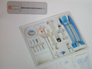 Disposable Anesthesia Puncture Kit pictures & photos