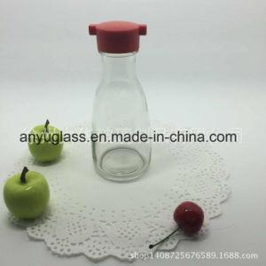 Plastic Lid Food Grade 150ml Small Soy Sauce/Vinegar Cooking Oil Glass Bottle