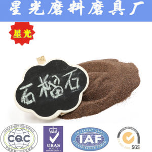 Abrasive Garnet Sand of Water Jet Cutting Price for Sale pictures & photos