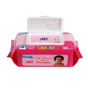 Wholesale Baby Wet Wipe Manufacturer in China with Private Label pictures & photos