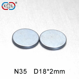 China Speakers Components Neodimium Magnet pictures & photos
