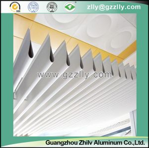 Top Aluminum Water Dripping Aluminum Screen Ceiling pictures & photos
