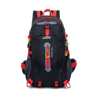 40L Outdoor Male Camp Hiking Mountaineering Backpack for Riding Sports pictures & photos