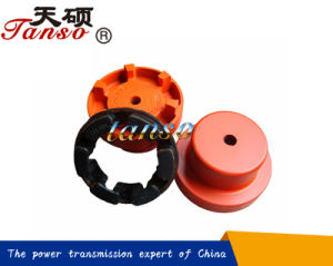 High Torque Nm Rubber Jaw Coupling for General Machinery pictures & photos