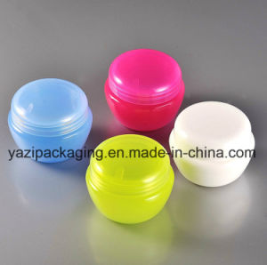 30g PP Plastic Cosmetic Cream Jar Cosmetic Bottle pictures & photos
