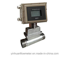 Screw-Thread Type Gas Turbine Flowmeter pictures & photos