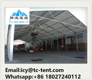 China Supplier Large Outdooor 15*25m Warehouse Storage Tent pictures & photos