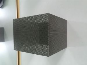 High Quality Speaker Mesh Cover with Simple Die Forming pictures & photos