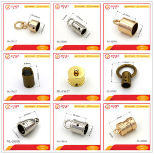 Ribbons Stopper, Quality Metal Tassels for Handbags and Leather Products pictures & photos