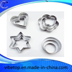 Stainless Steel Bakeware Cookies Cutter Set pictures & photos