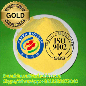 99% Purity Raloxifene Hydrochloride Light Yellow Powder with Competitive Price