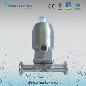 Manual Diaphragm Valve Clamp End Kt pictures & photos