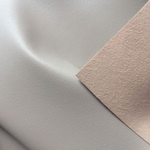PU Leather for Shoes Lining Synthetic Leather Fabric for Sandal Insole pictures & photos