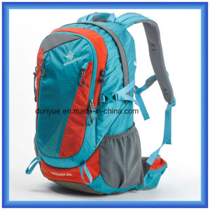 Promotional 35L Nylon Traveling Casual Backpack, Outdoor Hiking Backpack, Multi-Functional Custom Climbing Hunting Backpack pictures & photos