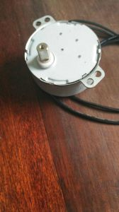 3/4rpm Synchronous Microwave Motor pictures & photos