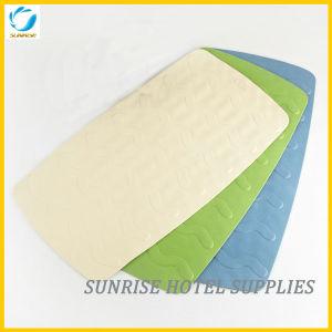 Hotel Rubber Anti-Slip Bathroom Mat pictures & photos