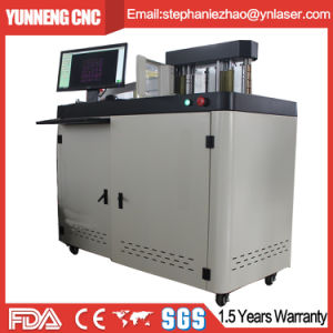 Ce/FDA/SGS/Co Letter bender for Aluminum pictures & photos