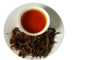 Health Tea Weight Loss High Quality Compressed Black Tea pictures & photos