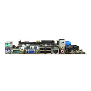 Iran Hot ATX H61 Chipset 1155 Socket Support 2*DDR3 Mainboard pictures & photos