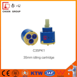 40mm High Flow Rate Ceramic Cartridge for Bathroom &Kitchen Tap pictures & photos