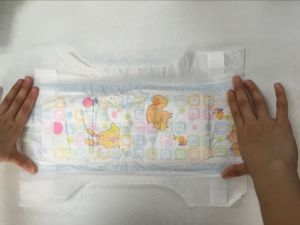 Disposable Soft Breathable Baby Diaper with Cheap Price pictures & photos