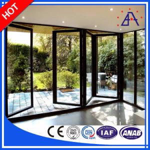High Quality Aluminum/Aluminum Casement Window and Door pictures & photos