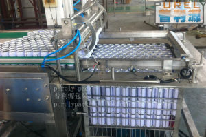 Automatic Pop Top Can Juice Filling Machine pictures & photos