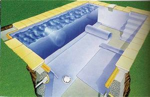 New Design Swimming Pool Viny Liner pictures & photos