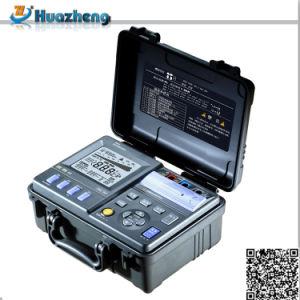 Wholesale Backlight AC DC Voltage 5kv 5t Ohm Megger pictures & photos