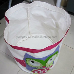 Canvas Laundry Bag Washing Bag Storage Bag pictures & photos