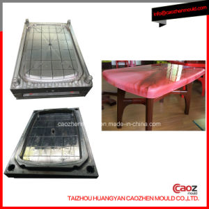Plastic/Rectangular Dining Table Mould with Good Quality