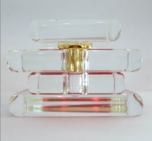 Transparent Crystal Perfume Bottler Cards pictures & photos